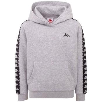 textil Herr Sweatjackets Kappa Igon Sweatshirt Grise