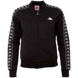 textil Dam Sweatjackets Kappa Imilia Training Jacket Noir