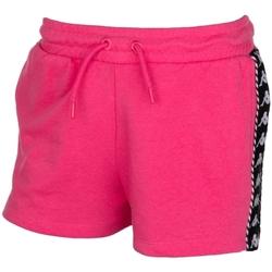 textil Dam Shorts / Bermudas Kappa Irisha Shorts Rose