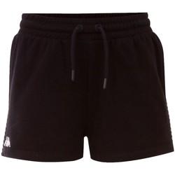textil Dam Shorts / Bermudas Kappa Irisha Shorts Noir