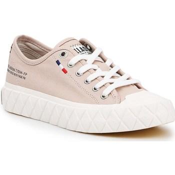 Skor Dam Sneakers Palladium Manufacture Ace Cvs U Beige