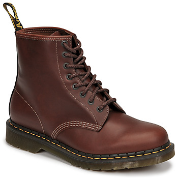 Skor Herr Boots Dr Martens 1460 Brun