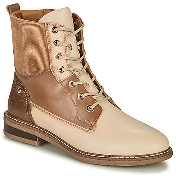 Skor Dam Boots Pikolinos ALDAYA Beige