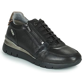 Skor Dam Sneakers Pikolinos CANTABRIA Svart