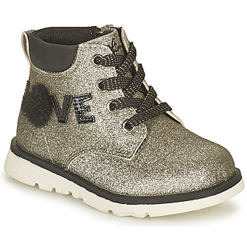 Skor Flickor Boots Chicco FLORINA Silver