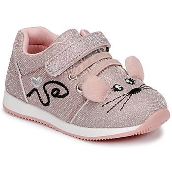 Skor Flickor Sneakers Chicco FLEXY Rosa