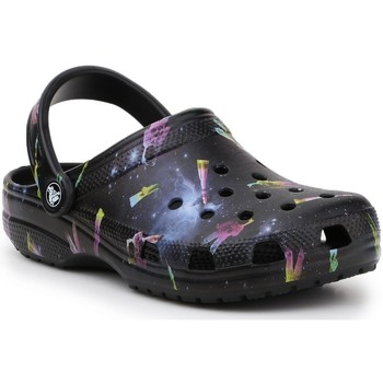 Skor Barn Sandaler Crocs Classic Out Of This World II 206818-001 black