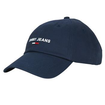Accessoarer Herr Keps Tommy Jeans TJM SPORT CAP Marin