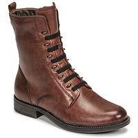 Skor Dam Boots Tamaris MISTAK Brun