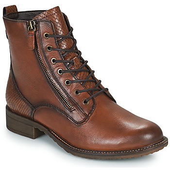 Skor Dam Boots Tamaris PEPIR Brun