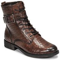 Skor Dam Boots Tamaris HEARDE Brun