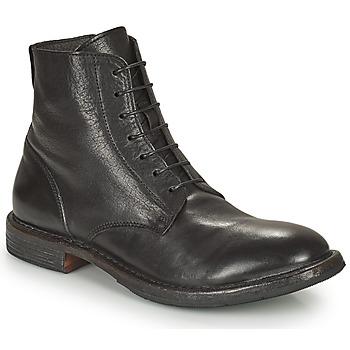 Skor Herr Boots Moma MINSK Svart