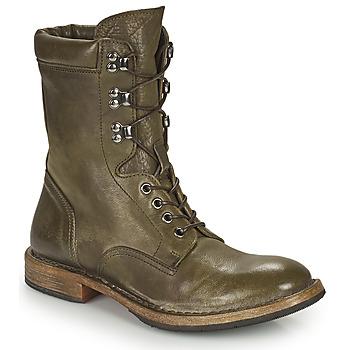 Skor Dam Boots Moma MINSK Kaki