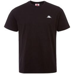 textil Herr T-shirts Kappa Iljamor T-Shirt Noir