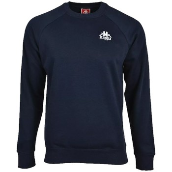 textil Herr Sweatshirts Kappa Taule Sweatshirt Bleu marine