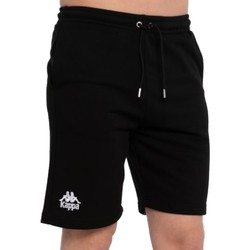 textil Herr Shorts / Bermudas Kappa Topen Shorts Noir