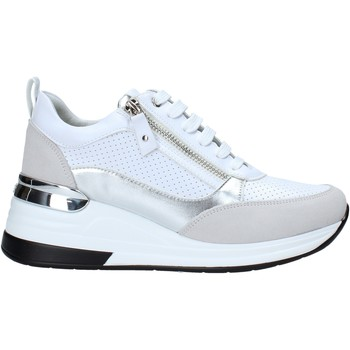 Skor Dam Sneakers Keys K-4150 Vit