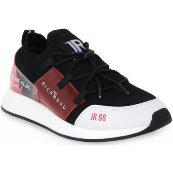 Skor Herr Sneakers Richmond BIANCO GUM Bianco