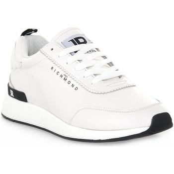 Skor Herr Sneakers Richmond BIANCO NAPPA Bianco