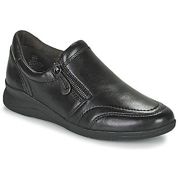 Skor Dam Sneakers Jana ZERRA Svart