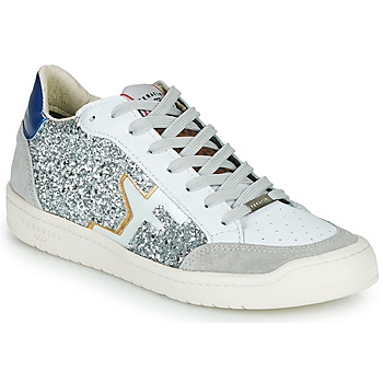 Skor Dam Sneakers Serafini SAN DIEGO Silver / Vit
