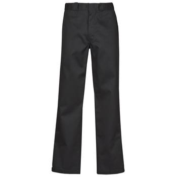 textil Herr 5-ficksbyxor Dickies ORIGINAL FIT STRAIGHT LEG WORK PNT Svart
