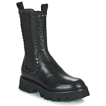 Skor Dam Boots Fru.it ALOISA Svart