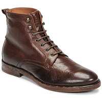 Skor Herr Boots Kost MILITANT 67 Cognac