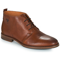 Skor Herr Boots Kost MADISON Cognac