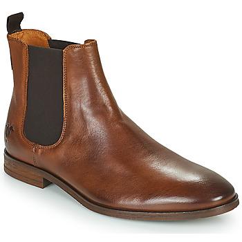 Skor Herr Boots Kost CONNOR 39 Cognac