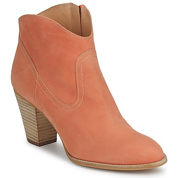 Skor Dam Boots Paul & Joe LEONA Orange