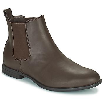 Skor Herr Boots Jack & Jones JFW MITCHELL CHELSEA Brun