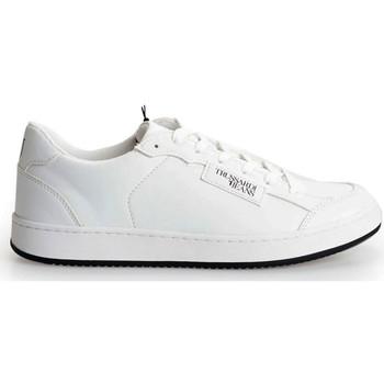 Skor Herr Sneakers Trussardi  Vit