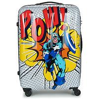 Väskor Hårda resväskor American Tourister MARVEL LEGENDS POP ART 77 CM Flerfärgad