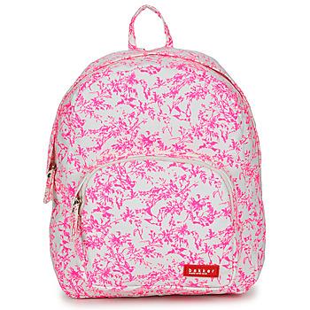 Väskor Flickor Ryggsäckar Bakker Made With Love BACKPACK MINI CANVAS Rosa
