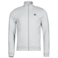 textil Herr Sweatjackets Le Coq Sportif ESS FZ SWEAT N 3 M Grå / Melerad