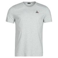 textil Herr T-shirts Le Coq Sportif ESS TEE SS N 3 M Grå / Melerad