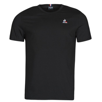 textil Herr T-shirts Le Coq Sportif ESS TEE SS N 3 M Svart
