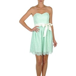 textil Dam Korta klänningar Morgan RORT Grön