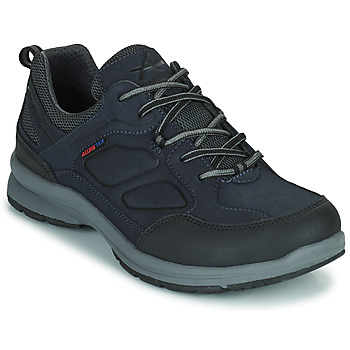 Skor Herr Sneakers Allrounder by Mephisto CALETTO TEX Marin