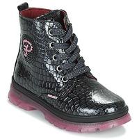 Skor Flickor Boots Pablosky 404157 Svart