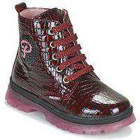 Skor Flickor Boots Pablosky 404167 Bordeaux