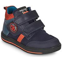 Skor Pojkar Boots Pablosky 503523 Blå