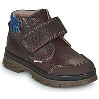 Skor Pojkar Boots Pablosky 502993 Brun