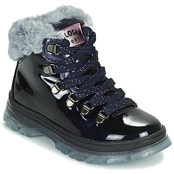 Skor Flickor Boots Pablosky 404429 Blå
