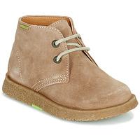 Skor Pojkar Boots Pablosky 502148 Kamel