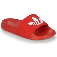 Skor Flipflops adidas Originals ADILETTE LITE Röd