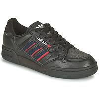 Skor Sneakers adidas Originals CONTINENTAL 80 STRI Svart / Blå / Röd