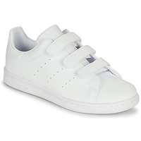 Skor Barn Sneakers adidas Originals STAN SMITH CF C Vit