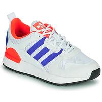 Skor Barn Sneakers adidas Originals ZX 700 HD J Blå / Vit / Röd